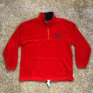 Vintage Arizona Fleece Pullover Jacket Hope Sportswear Made In The USA Small
