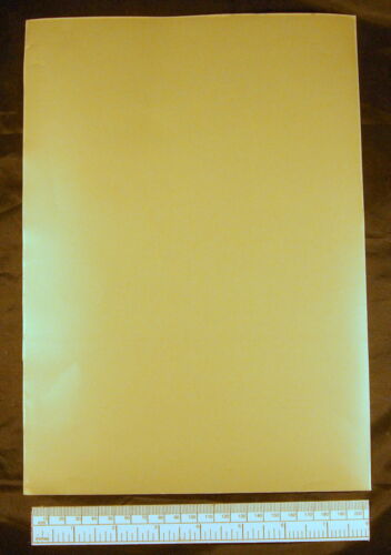 vinyl 210 x 297mm Stencil film transparent mid-grey ref:S 85 A 4 sheet