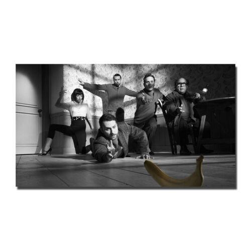 IT/'S ALWAYS SUNNY IN PHILADELPHIA TV Show Silk Poster 12x21 20x36 inch