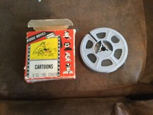 Details about Vintage X53 Redskins Atlas Films 8mm PX3 PLATE THROWER,Kiddie  Movies