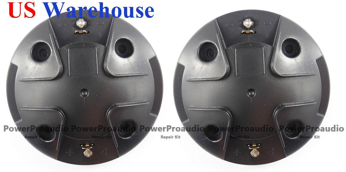 2PCS Replacement Diaphragm For EV DH-1K Driver  ELX112P & ELX115P US WAREHOUSE