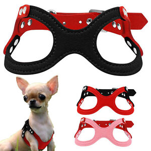 S/XXS/XS Small Dog Harness Vest Pet Puppy Collar for chihuahua ...