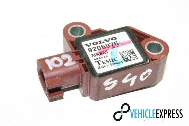 Volvo Crash Impacto Sensor