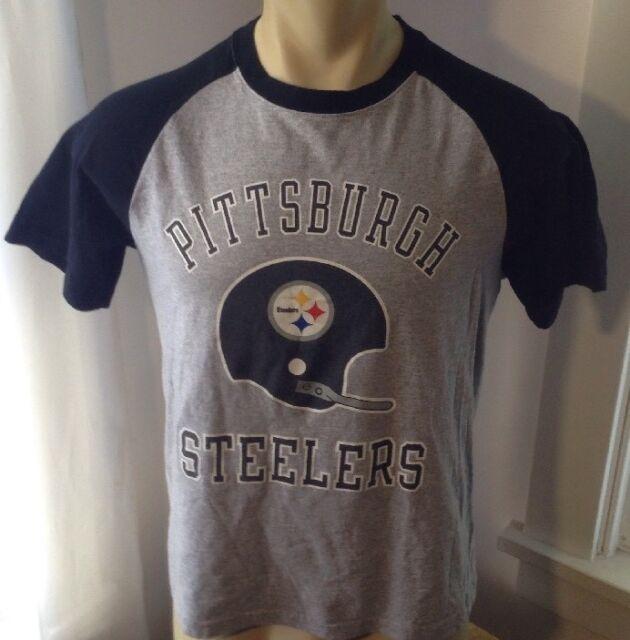 f1580c23 Pittsburgh Steelers NFL Team Apparel Youth XL 18/20 Shirt