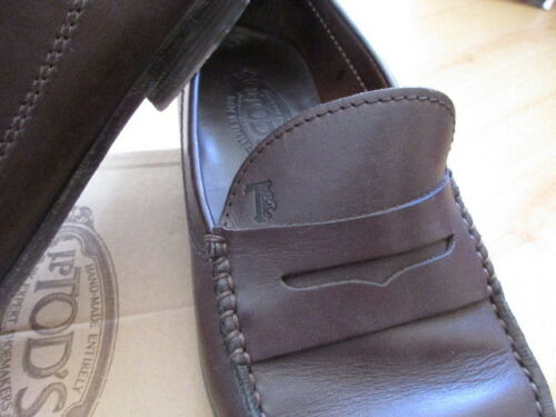 Marron Taille Tod's À Chaussures 9 56 TY8wWq4