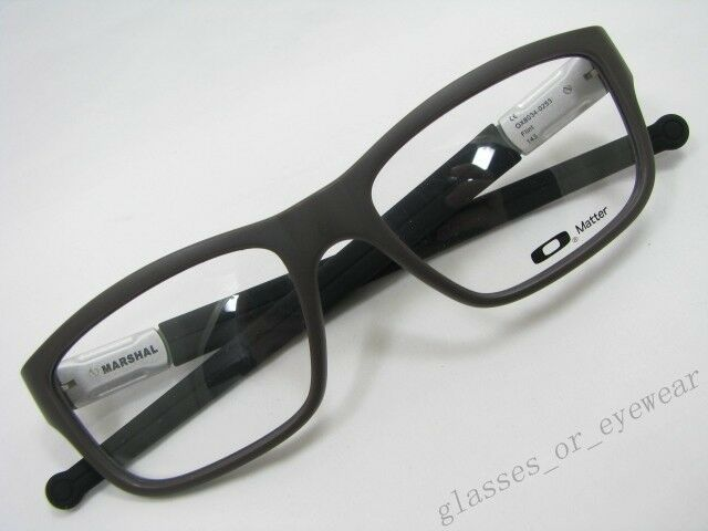 a3d54c8820 Eyeglass Frames-Oakley MARSHAL OX8034-0253 Flint 53mm Glasses Eyewear Frame