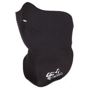 Modeka Facemask Hals- und Gesichtsschutz Neopren schwarz Gesichtsmaske