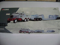 Corgi Heavy Haulage Limited Edition Scammell Contractor & Low Loader