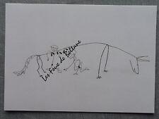 ROMULUS ET REMUS ALEXANDER CALDER    postcard