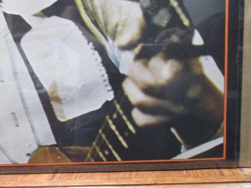 Bob Dylan  Singer 1970/'s Vintage  Poster Inv#G1728