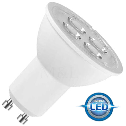 6x 5w=50w Energy Saving Light Bulb LED GU10 2 Pin Ceiling Spot Light Bulb s8222