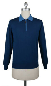 Neu Svevo Parma Marineblau Wollpullover - (1373SA13MP13V15D)