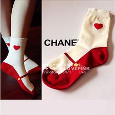 Ladies Novelty Ballet Socks Sweet Lolita Looks Like Ballet Slipper Cotton Sock G
