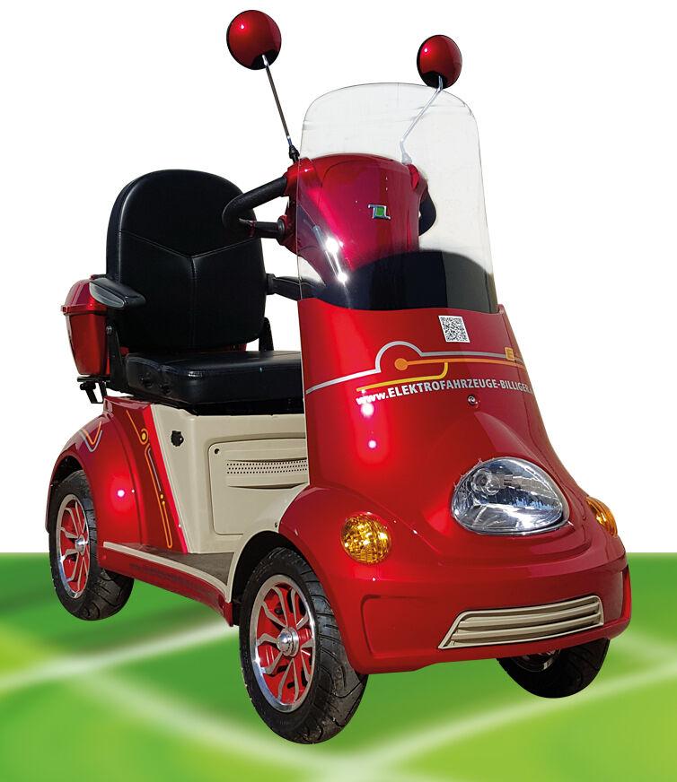 500W ElektroMobil NEU Boco bis 25 km h SeniorenMobil ElektroScooter Mod.2018