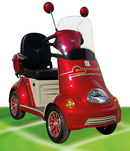 500w scooter new boco up to 25 km h seniorenmobil. Black Bedroom Furniture Sets. Home Design Ideas