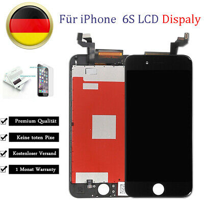 Für iPhone 6S RETINA LCD Display Front Scheibe Bildschirm ...