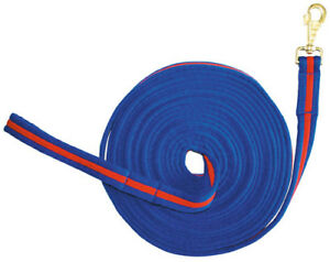 Longe Soft Longierleine Softlonge 8 m Longieren Voltigieren viele Farben!