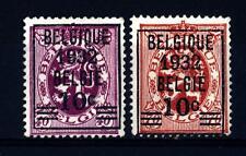 BELGIUM - BELGIO - 1932 - Leone araldico
