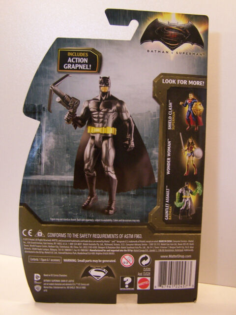 "Batman v Superman 6"" Figure - Battle Armor Batman"