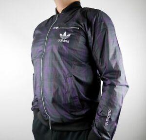 Adidas Originals Plaid TT Herren Windbreaker Windjacke