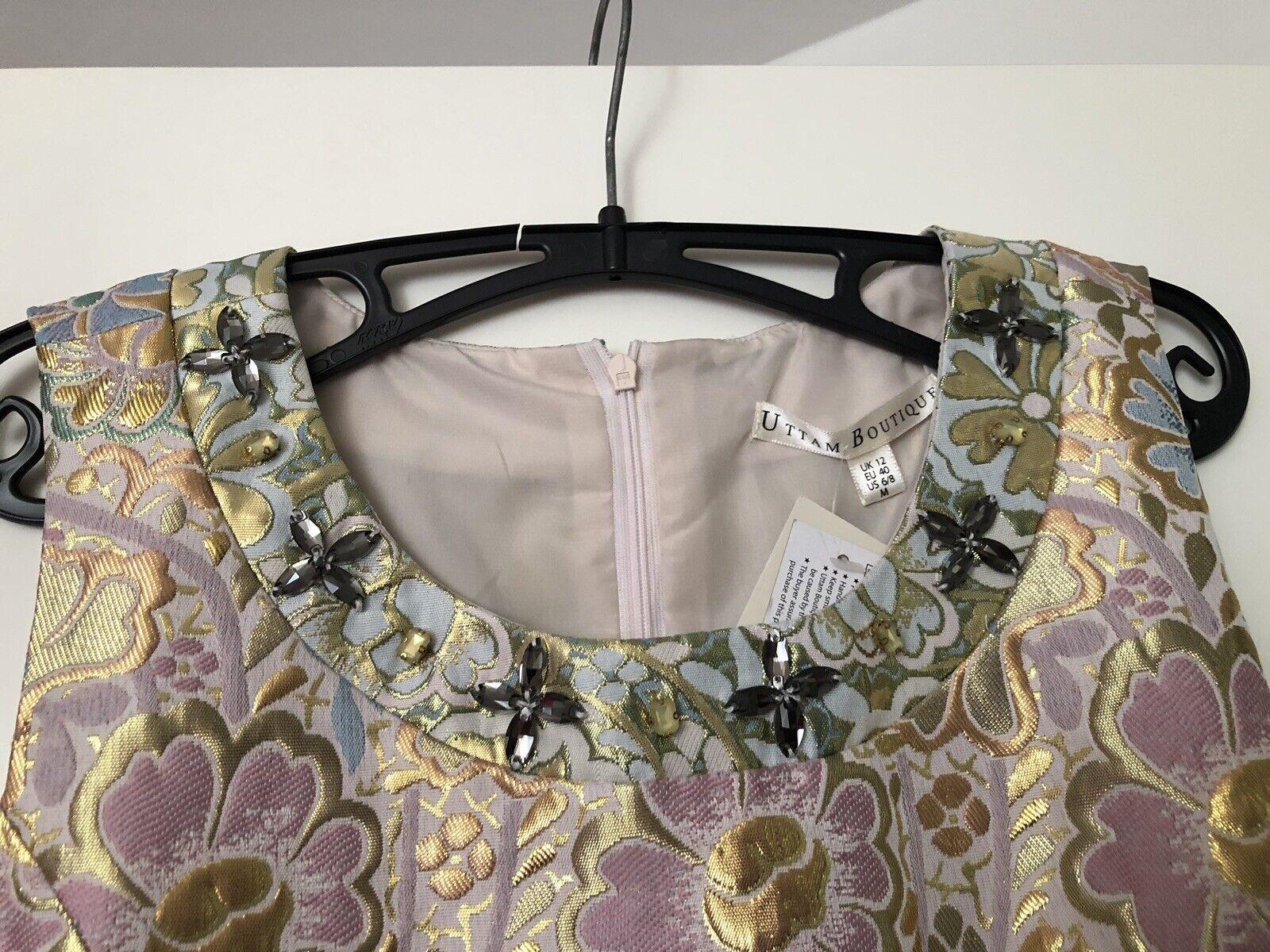 Damen Kleid Gr38 Frankreich Boutique