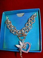 Disney Store - Fairies - Tinker Bell Adult Charm Bracelet  in box