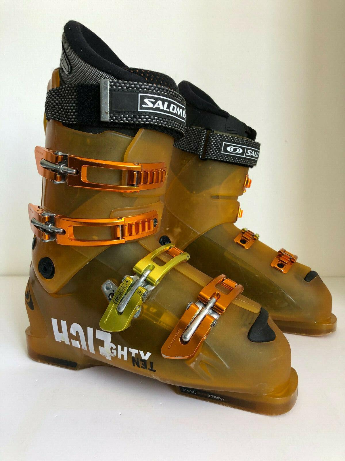 Salomon Course Cochebonlink hombre botas de esquí 85, 27,5, 9,5 W   bolso