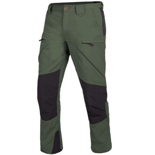 Pants Green Vorras Pentagon Outdoor Climbing Trousers Tactical Reinforced Camo TxHEqvwx8