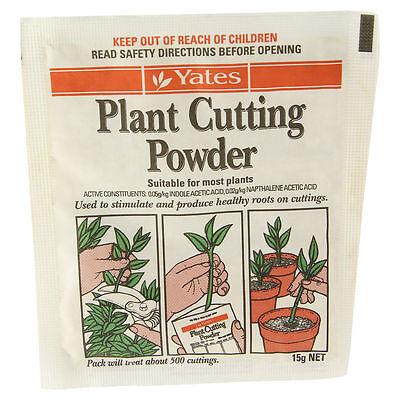2 x Yates Plant Cutting Powder rooting hormone 15g Australian Brand