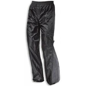 Pantalon Aqua De Héros Moto Pluie Protection Roller Femmes Hommes Noir Neuf-afficher Le Titre D'origine
