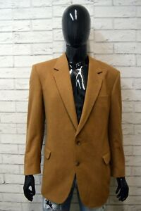 BURBERRY-Giacca-Sartoriale-Anni-80-in-Cashmere-Uomo-Blazer-Taglia-48-Jacket-Man