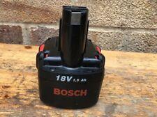 2 607 335 261 2 60 7335 249 Premium Batterie 12 V 1.5ah pour Bosch 2 607 335 709
