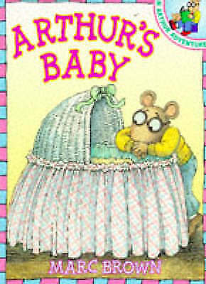 1 of 1 - Brown, Marc, Arthur's Baby (Red Fox picture books), Very Good Book