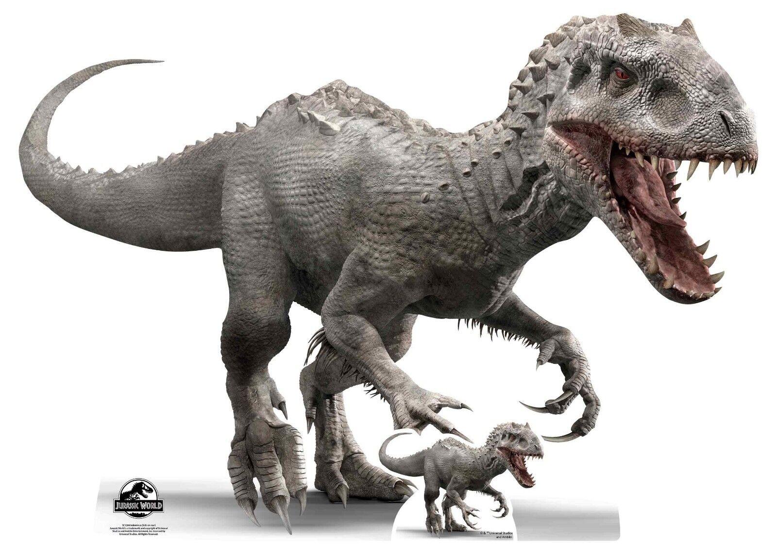 Indominus Rex Rex Rex Offiziell Jura-Welt Pappfigur Aufsteller Aufstell   Verschiedene    Um Zuerst Unter ähnlichen Produkten Rang  375d78
