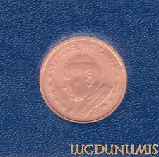 Vatican 2002 - 2 Centimes d'Euro – 65 000 exemplaires Provenant du coffret BU RA