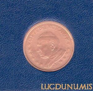 Vatican-2002-2-Centimes-d-039-Euro-65-000-exemplaires-Provenant-du-coffret-BU-RA