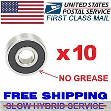 """Oil and Grease Seal 0.866/""""x 1.575/""""x 0.276/"""" Inch Rubber Covered Double Lip w//Gart"""
