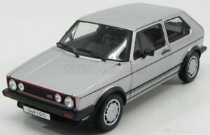 VW-VOLKSWAGEN-GOLF-GTI-1-18-Scale-Metal-Diecast-Model-Car-Cars-Toy-Car-Silver