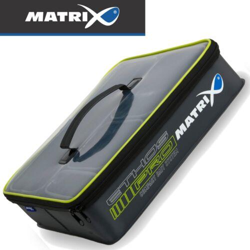 Köderbox mit 4 Köderschüsseln Fox Matrix Ethos Pro EVA box tray set 35x32x9cm