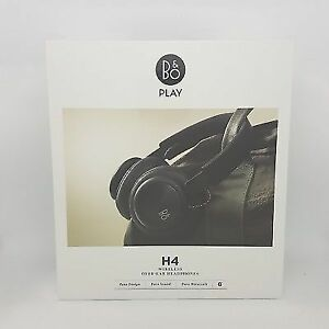 a1f5979394a666 B&O PLAY by Bang & Olufsen Beoplay H4 Wireless Headphones - Black ...