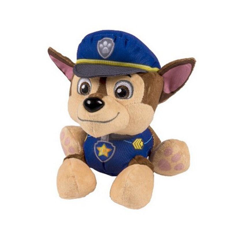 "Paw Patrol Pup Pals 8"" Skye Zuma Rocky Marshall Kids Gift Soft Plush Toy Dog 6"