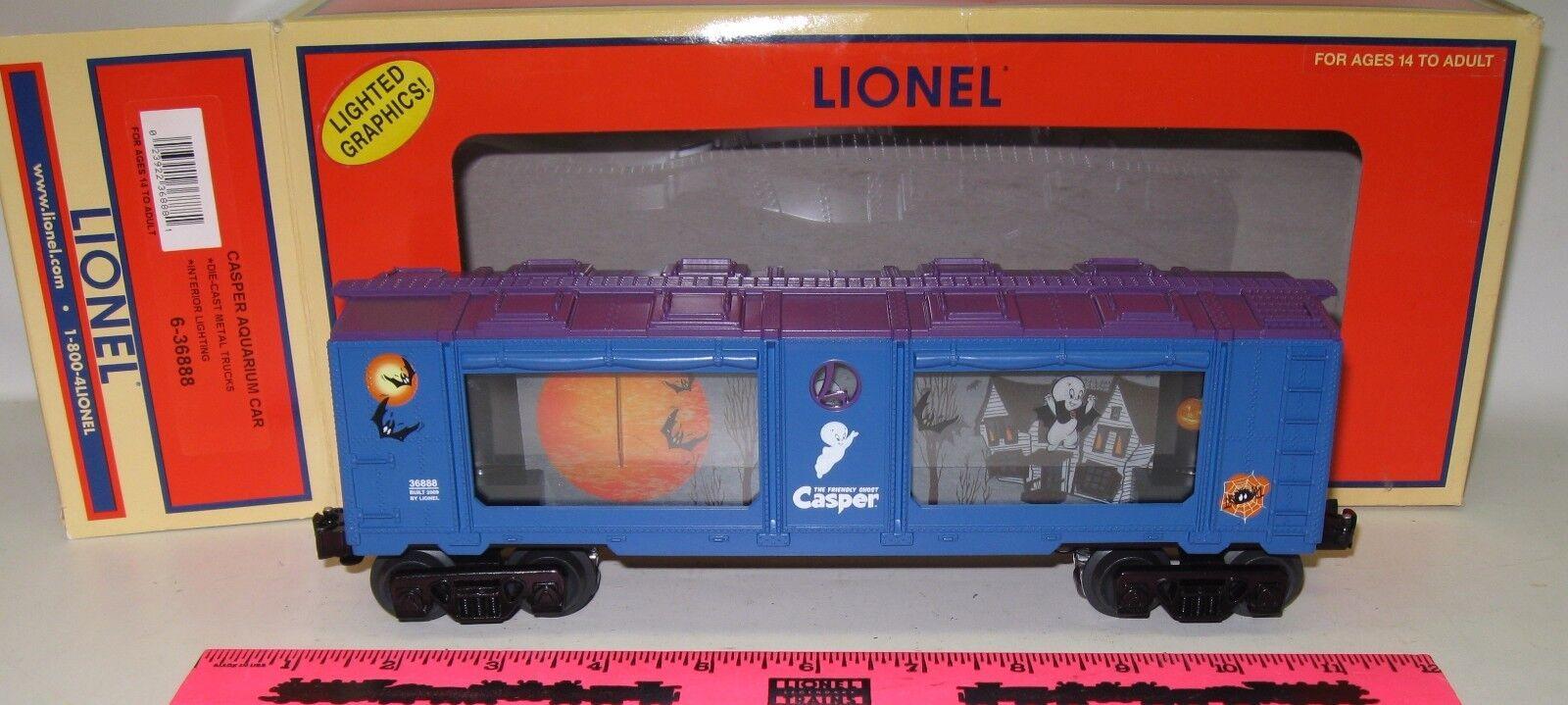 Lionel  6-36888 Casper Aquarium car