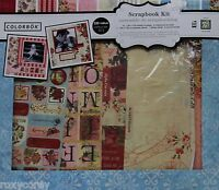 Colorbok 12x12 Victoria Scrapbook Kit