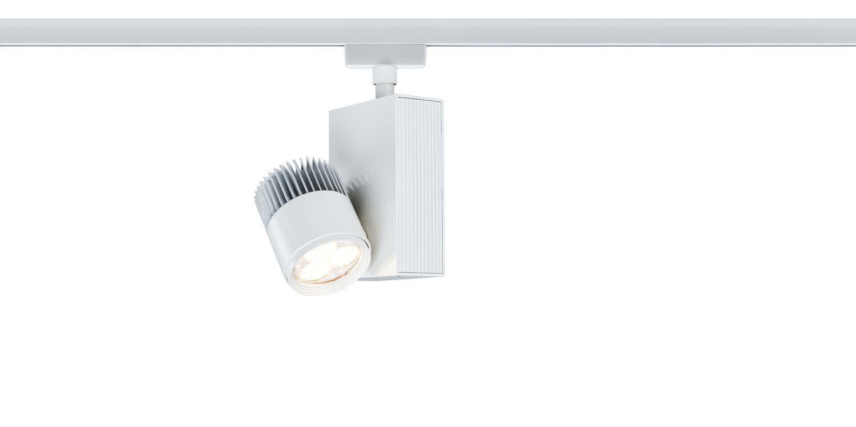 Urail sistema Light & Easy spot tecled 1x9w blancoo 230v metal