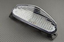tail light Faro Fanale POSTERIORE per kawasaki chiaro ER6 ER6N 2009 2010 2011