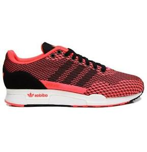 pretty nice f1eb8 6ae92 Image is loading Womens-ADIDAS-ZX-900-WEAVE-Running-Trainers-M20373