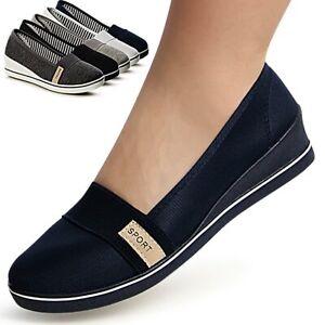 Zapatos-senora-tacon-de-cuna-bailarina-plataforma-Slipper-cortos-de-salon