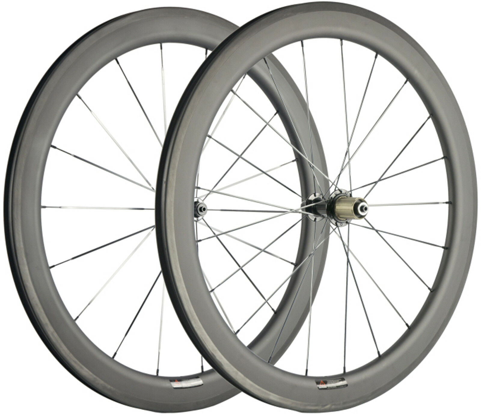 Carbon Wheels Road  Bike Clincher 45mm Depth Carbon Wheelset Shimnao Campagnolo  the classic style