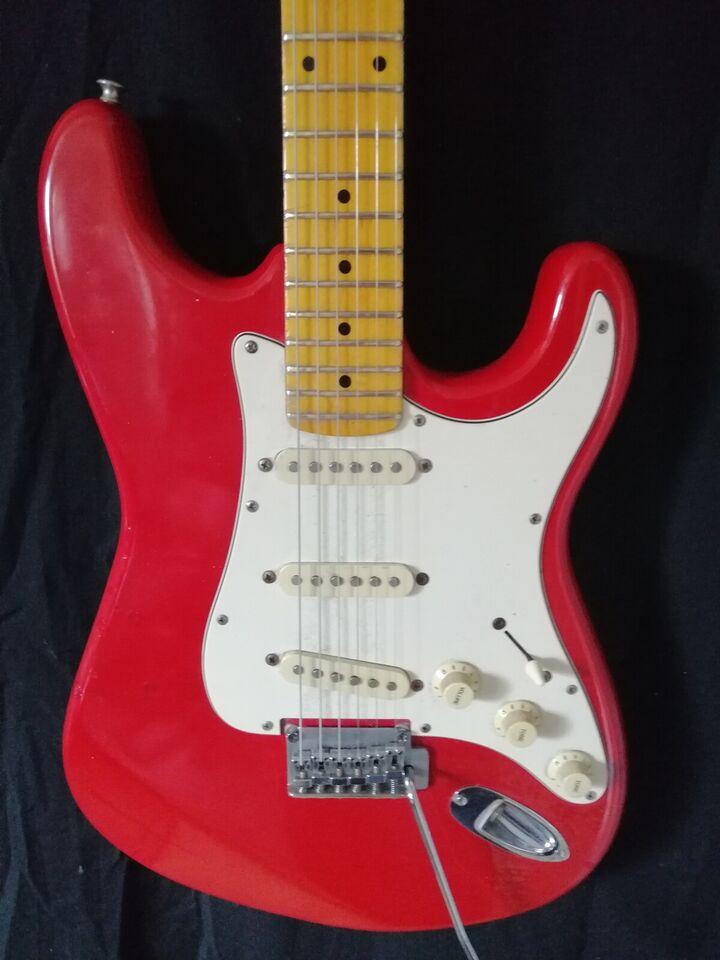 Elguitar, Fender Squier