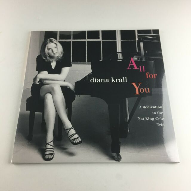 All For You A Dedication To The Nat King Cole Trio Lp By Diana Krall Vinyl Jul 2016 2 Discs Verve For Sale Online Ebay
